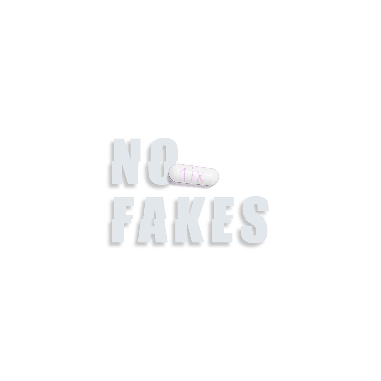 One Eye Closed | No Fakes